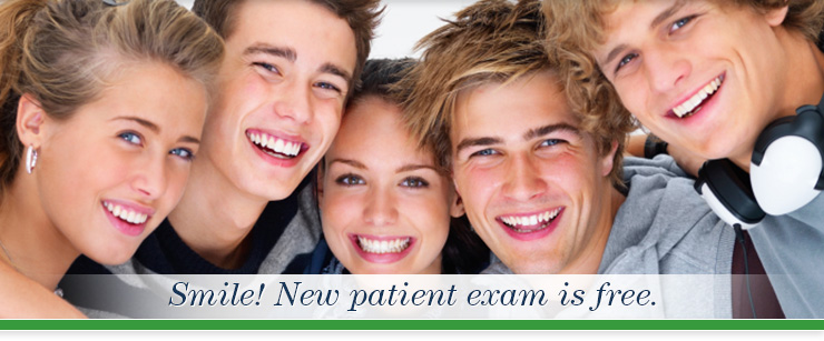 Northeast Orthodontic Specialists - Smile! No patient exam is free.