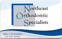 NOS Smile Rewards at Northeast Orthodontic Specialists in Loveland Cincinnati OH