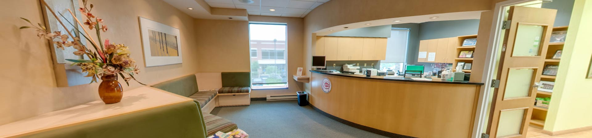 Cincinnati Waiting Room Northeast Orthodontic Specialists in Loveland Cincinnati OH