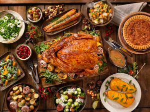 Orthodontist Dr. Alan Weber at Northeast Orthodontic Specialists shares advice on Thanksgiving dinner with braces in Cincinnati and Loveland OH