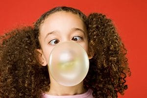 Orthodontist Dr. Alan Weber at Northeast Orthodontic Specialists explains the health risks associated with chewing and swallowing gum in Cincinnati and Loveland OH
